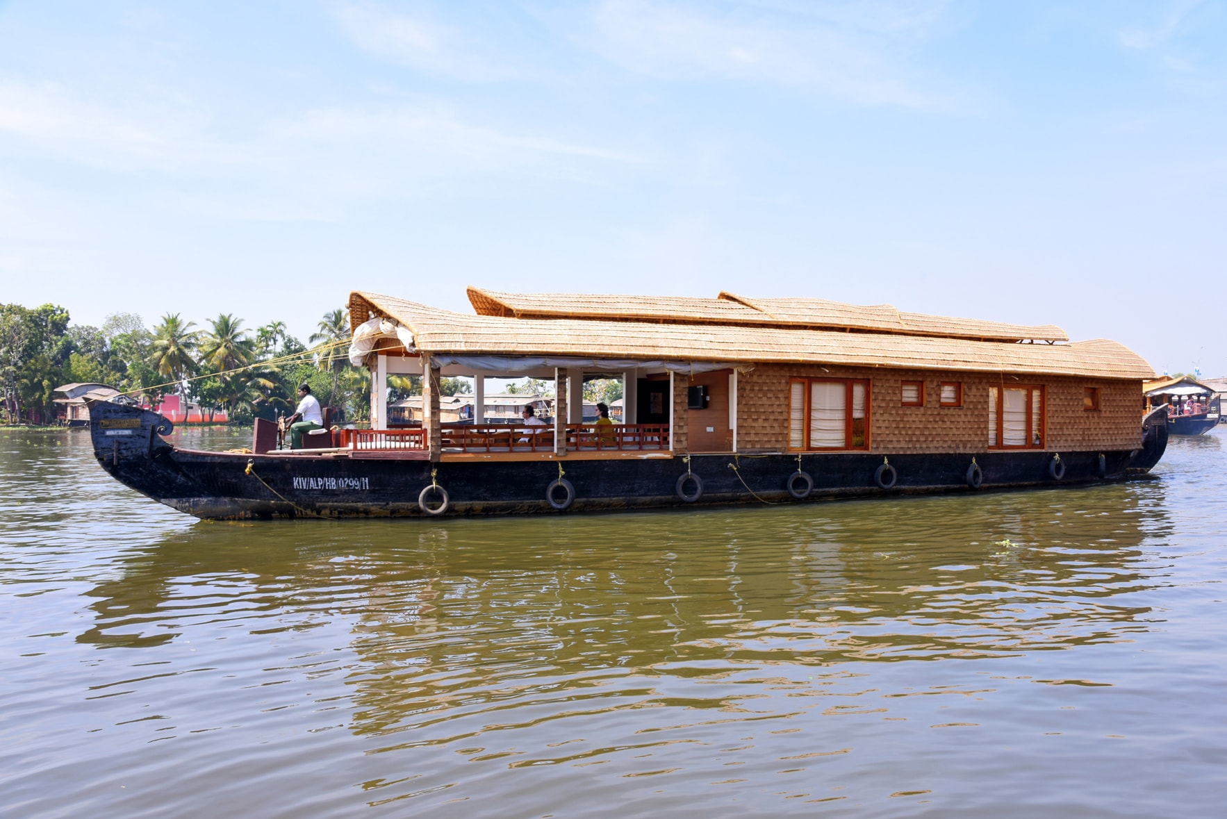 Paddle - 29 (2 bedroom) - Paddle Houseboats